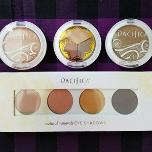 Pacifica Eyeshadow Lot (4 pieces)